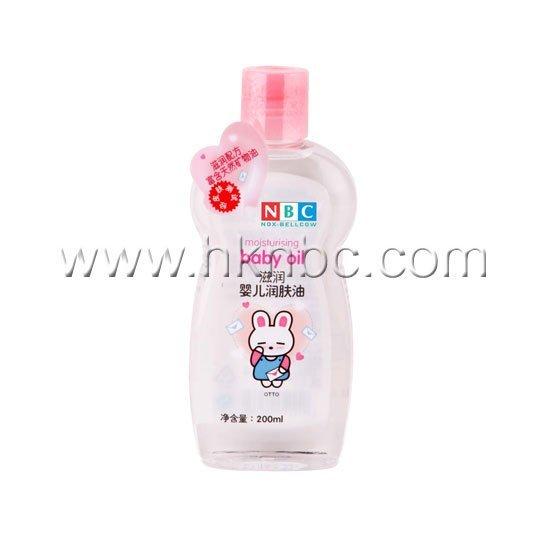 婴儿润肤油